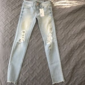 American Eagle Jeans Size 00 NWT
